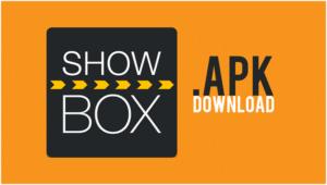 Showbox App