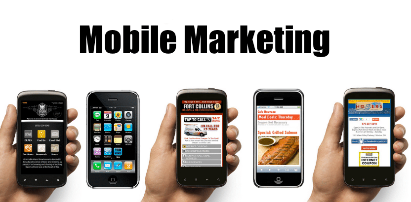 mobile marketing 2018