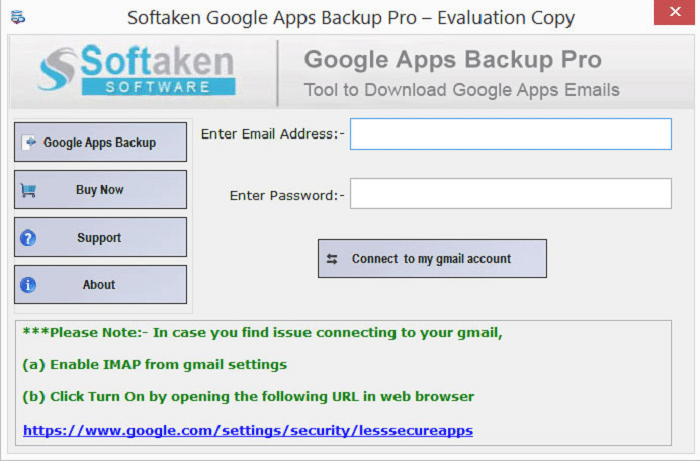 Softaken software