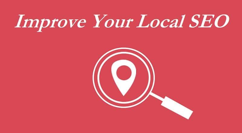Improve Local SEO