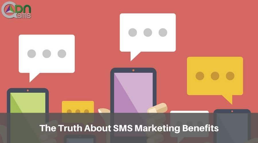SMS Marketing Benefits