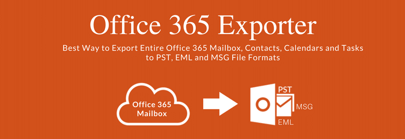 export PST file from Office 365 Webmail