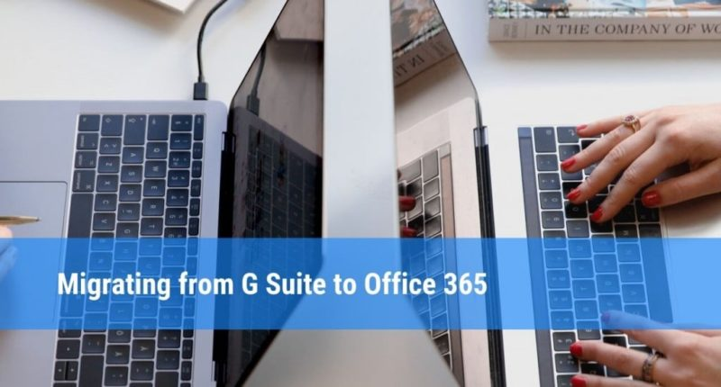 google apps to office 365