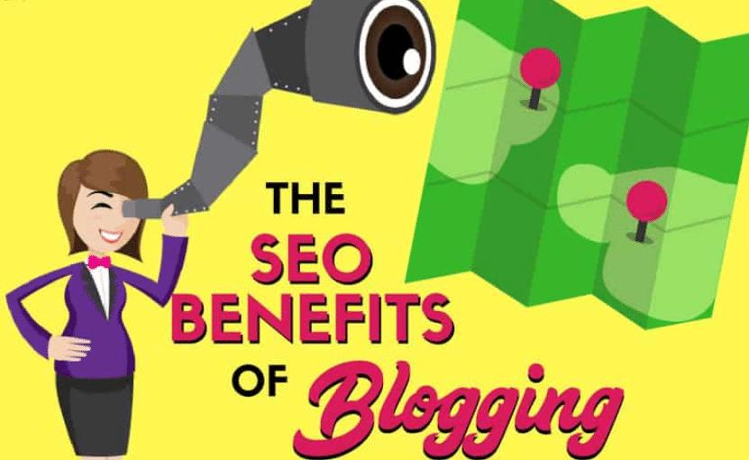 benefit of blogging
