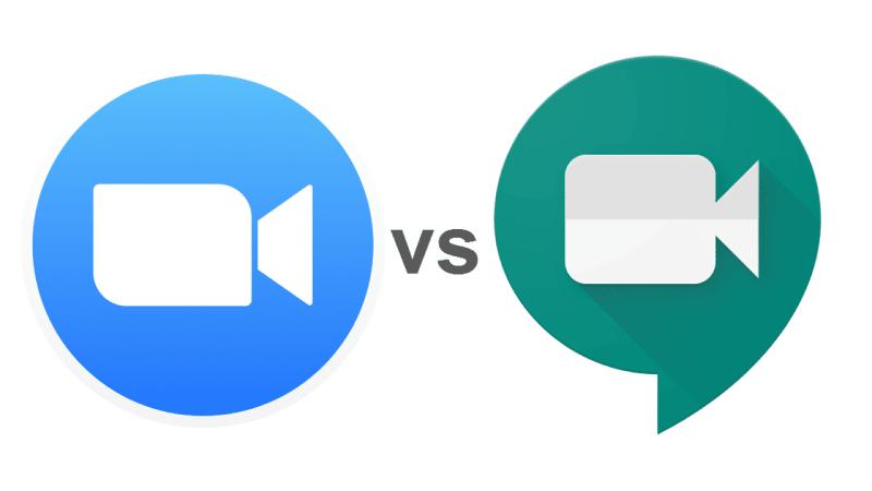 Zoom vs. Google Meet