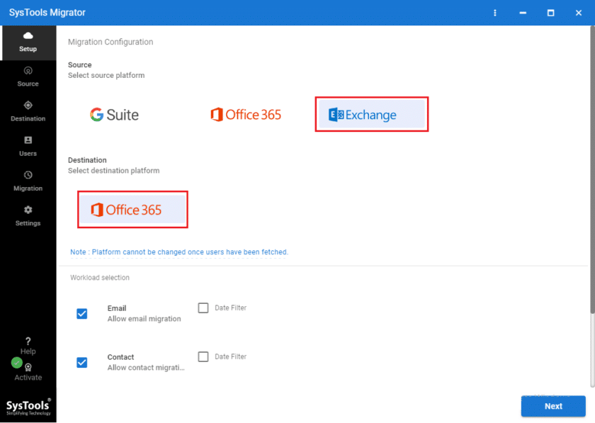 Exchange and Office 365