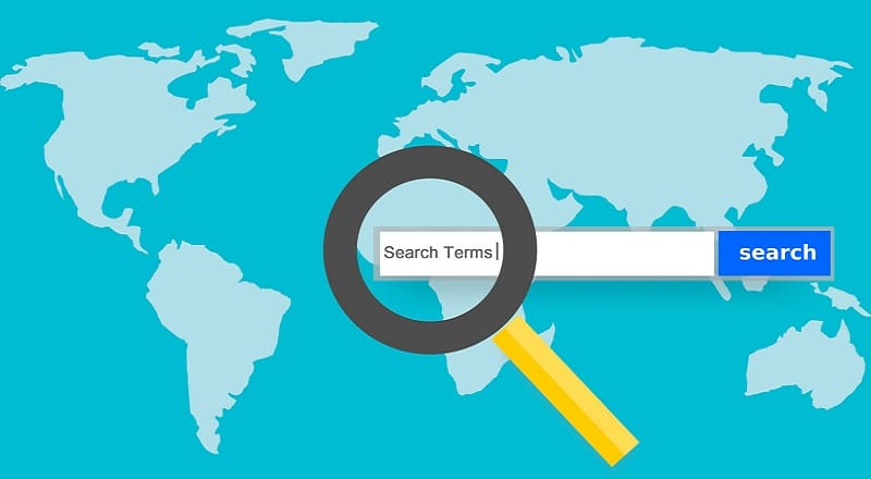 Customer Search Terms