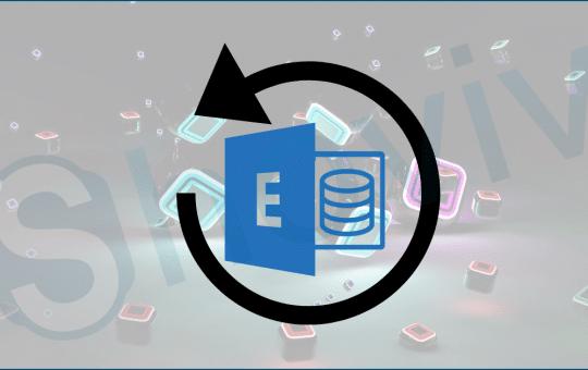 Recover Exchange Server
