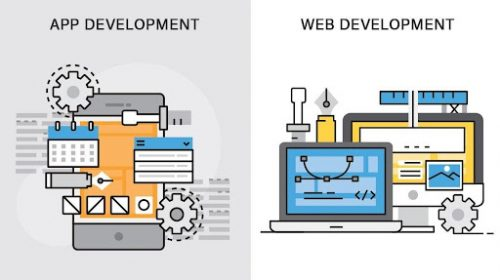 What is the Difference Between Web Developers and Mobile App Developers?