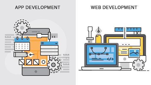 Web Developers Vs Mobile App Developers